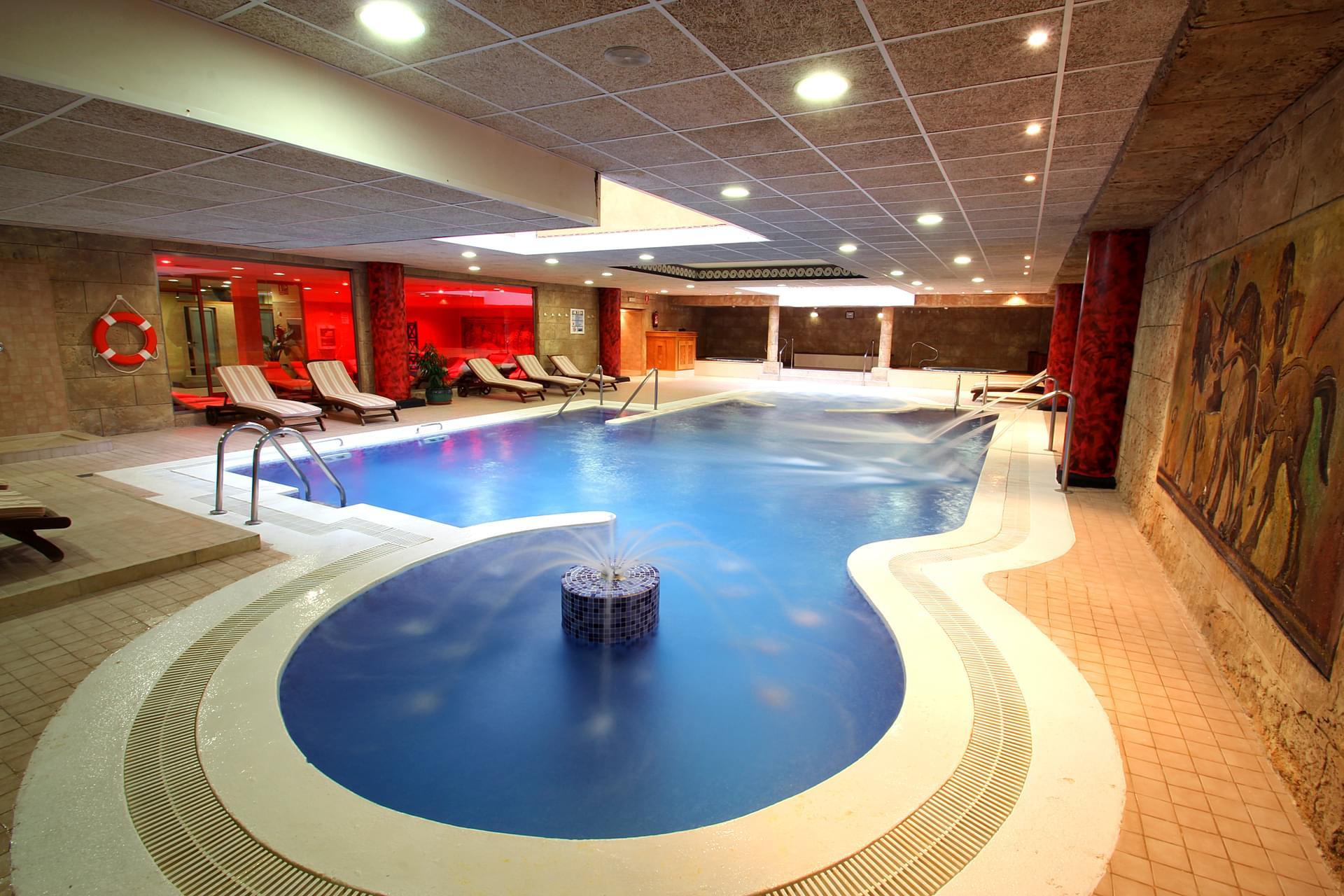Resort h tel spa pe scola plaza 4 suites pe iscola - Spa en castellon ...