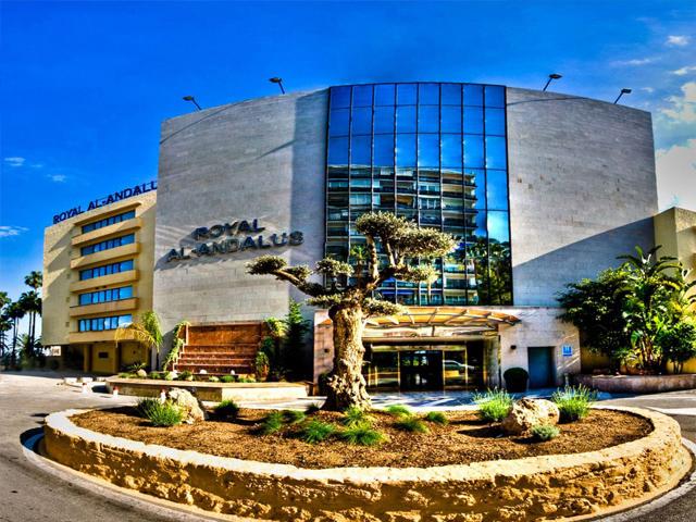 Hotel Royal Al Andalus 4**** (Torremolinos) Malaga