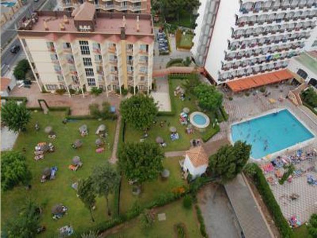 Hotel Monarque Cendrillón  3*** (Fuengirola ) Malaga