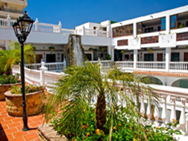 Hotel Las Rampas 3*** (Fuengirola ) Malaga