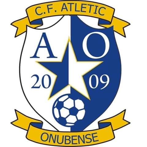 El ATLETIC ONUBENSE CF (Huelva), de Huelva, en el Trofeo Costa del Sol'19