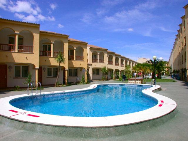 Aparthotel Jardines del Plaza 3*** (Peñiscola) Castellón