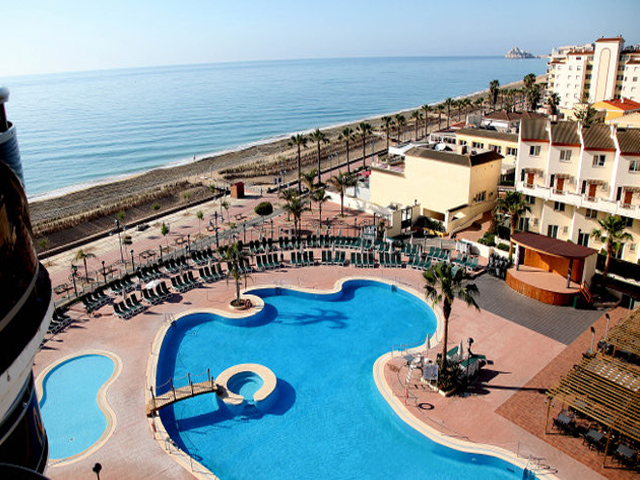 Resort Hotel & Spa Peñíscola Plaza 4**** Standard (Peñiscola) Castellón