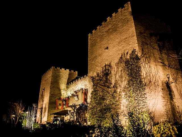 Bienvenidos al Castillo Medieval de Valltordera