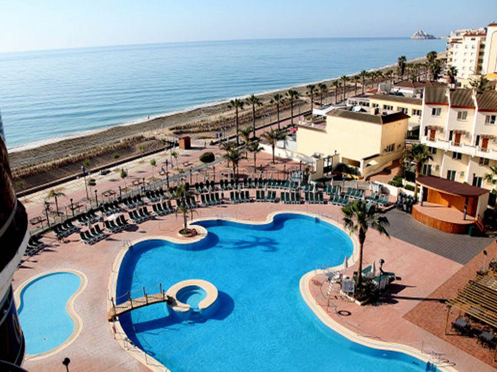 Resort hotel spa pe scola plaza 4 standard for Hotel playa peniscola