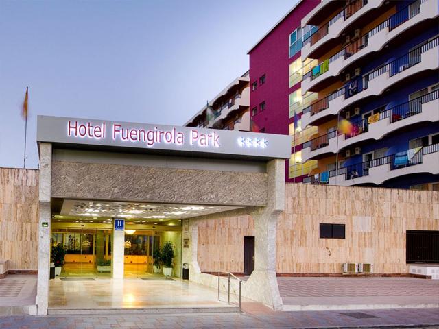 Hotel Monarque Fuengirola Park 4**** (Fuengirola ) Malaga