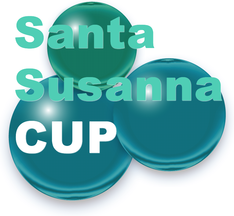 Honour Roll Santa Susanna Cup petanque and bowls Open 2019 (Easter)
